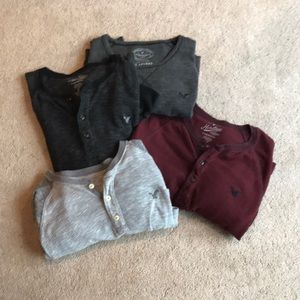 Thermal Henley's